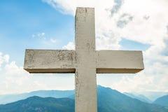 基督徒交叉 免版税库存图片
