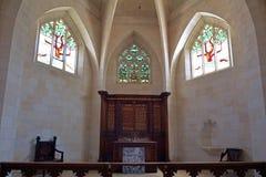 基督教会在耶路撒冷-以色列 免版税库存图片