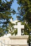基督教会在Liznjan的中心 免版税库存照片