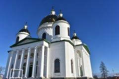 基督教会大教堂 库存图片