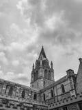 基督教会学院牛津大学 免版税库存图片