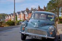 基督教会Blacklands和木汽车莫妮斯未成年人 免版税图库摄影