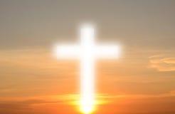 基督教诞生的概念  免版税库存图片