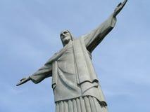 基督特写镜头耶稣救世主 库存照片