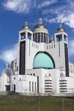 基督的复活的家长式大教堂 免版税库存图片