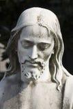基督雕象 免版税库存图片