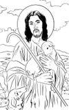 基督 免版税图库摄影