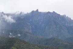 基纳巴卢山 免版税库存图片