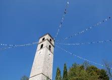 基耶萨二圣玛丽亚di Nives 免版税图库摄影
