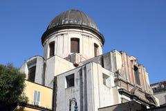 基耶萨二圣玛丽亚Maggiore alla皮耶特拉桑塔 免版税图库摄影