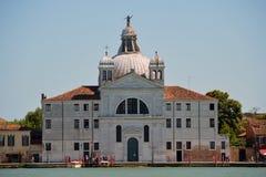 基耶萨delle Zitelle, Venezia 免版税库存图片