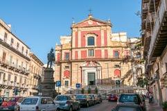 基耶萨di Sant'Agata 库存图片