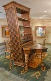 基耶蒂,意大利- 4月06 :妙境设计家具的A阿丽斯 免版税库存图片