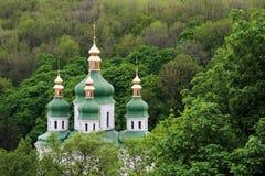 基辅修道院 库存照片