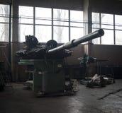 基辅装甲的工厂 免版税图库摄影