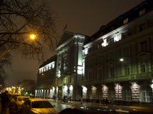 基辅 乌克兰 Vladimirskaya街33 免版税库存照片