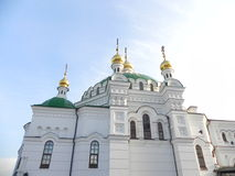 基辅lavra pechersk 库存照片