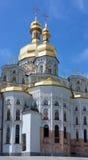 基辅Pechersk Lavra,乌克兰 免版税图库摄影