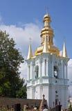 基辅Pechersk Lavra,乌克兰 库存照片