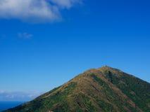 基隆山,基隆,台湾 免版税库存图片