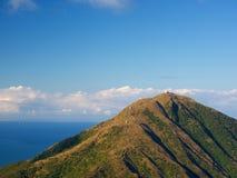 基隆山,基隆,台湾 免版税库存照片