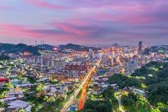 基隆市,台湾 库存照片