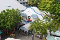 基韦斯特岛水族馆,佛罗里达,美国 库存图片