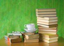 堆书, 库存照片