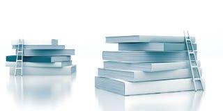 堆书 免版税库存照片