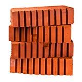 堆四块砖有一个角度互相 图库摄影