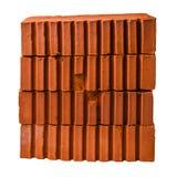 堆四块砖 免版税库存照片