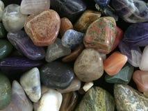 堆宝石 免版税库存照片