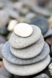 堆小卵石 免版税库存照片