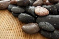 堆岩石 免版税图库摄影