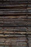 堆木头 免版税图库摄影