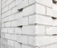 堆白色砖 库存图片