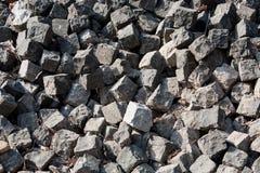 堆石头 免版税图库摄影