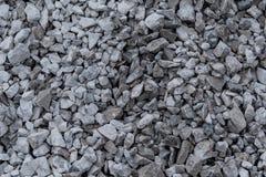 堆石渣纹理 免版税库存照片