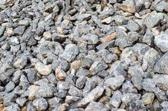 堆石头 免版税库存照片