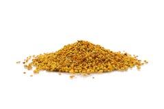 堆蜂花粉 免版税库存照片