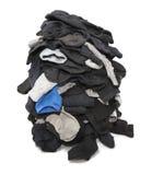 堆袜子 库存照片