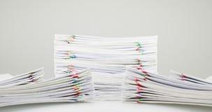 堆超载文书工作有迷离堆文件在时间间隔附近 股票视频