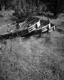 堆水轮 图库摄影