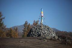 堆ma尼泊尔 免版税库存照片