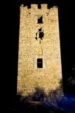 堡垒中世纪的希腊 免版税库存照片