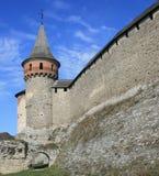 堡垒乌克兰语 库存图片