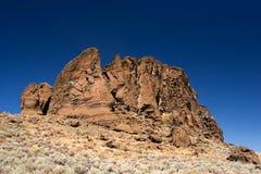 堡垒公园岩石状态 库存图片