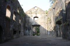 堡垒印度 库存图片