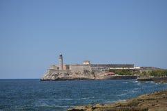 堡垒和灯塔 库存照片