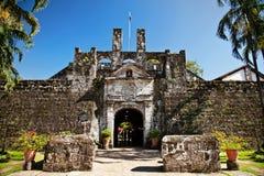 堡垒圣佩德罗火山 库存图片